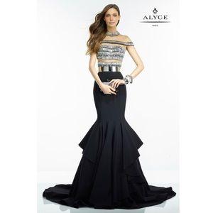 Alyce Paris Evening Gown